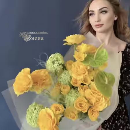 Букет Розы