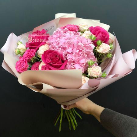 Букет Цветы в интерьере