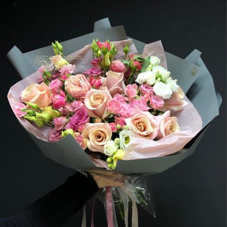Букет Букеты цветов на День Святого Валентина
