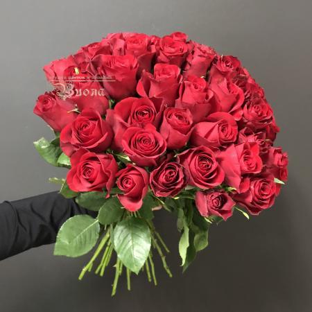 Букет Большие букеты из роз